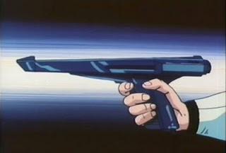 zillion-pistola