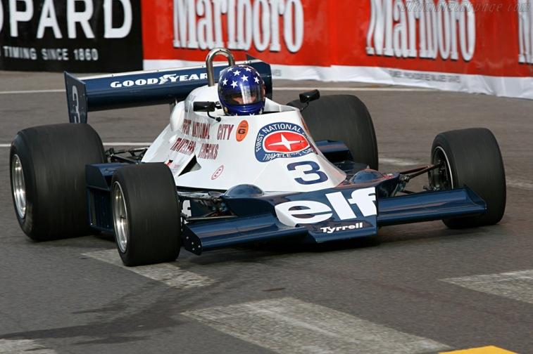 Tyrrell-008-Cosworth